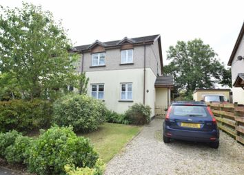 Thumbnail 3 bed semi-detached house for sale in Paradise Park, Whitstone, Holsworthy