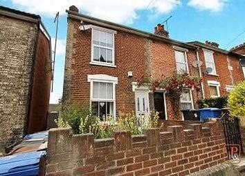 2 bed end terrace house for sale in Wilberforce Street, Ipswich IP1