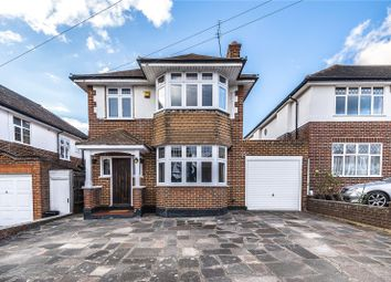 Thumbnail 4 bed detached house for sale in The Ridgeway, Ruislip, Middlesex
