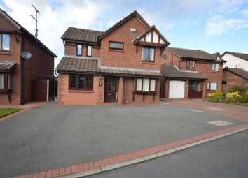 Thumbnail 4 bed property to rent in Darby Close, Little Neston, Neston