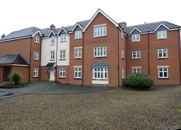 Thumbnail 2 bed flat for sale in Chancel Court, Whitefields Road, Solihull