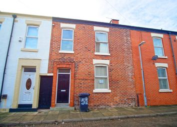 Thumbnail 2 bedroom terraced house to rent in Caroline Street, Preston