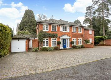 Thumbnail 4 bed semi-detached house for sale in The Poplars, Ascot