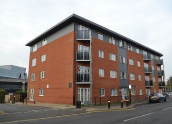 Thumbnail 1 bedroom flat to rent in Bodium Hall, Lower Ford Street