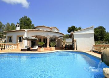Thumbnail 5 bed villa for sale in Comunitat Valenciana, Alicante, Benissa