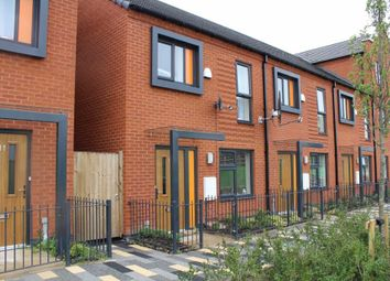 Thumbnail 3 bed mews house to rent in Amersham Park Road, Salford