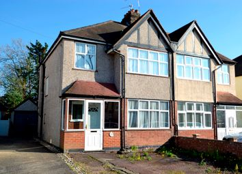 Thumbnail 3 bed semi-detached house to rent in Dysart Avenue, North Kingston / Ham