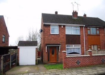 Thumbnail 3 bedroom semi-detached house to rent in Springwell Street, Huthwaite, Nottinghamshire