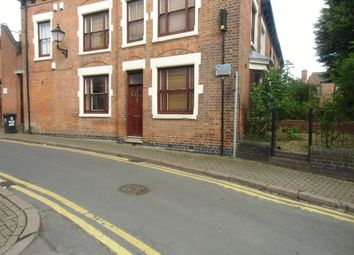 Thumbnail 1 bed flat to rent in Mill Hill Lane, Leicester