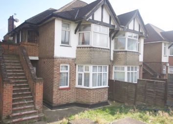 2 bed maisonette to rent in Barnhill Road, Wembley, Middlesex HA9