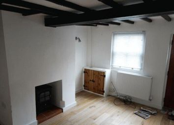 Thumbnail 2 bed cottage to rent in Overleigh Road, Handbridge, Chester