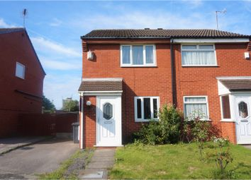 Thumbnail 2 bed semi-detached house for sale in Clairville Close, Bootle