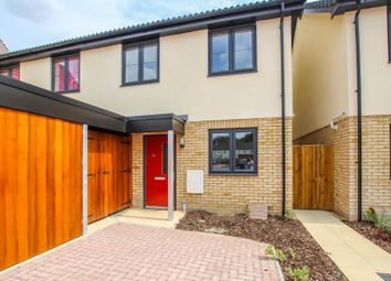 Thumbnail 2 bed semi-detached house for sale in Eastfield, Cambridge