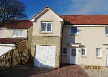 Thumbnail 3 bed semi-detached house to rent in West Cults Court, Whitburn, West Lothian