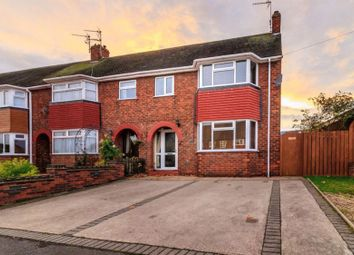Thumbnail 3 bed terraced house for sale in Providence Crescent, Barton-Upon-Humber
