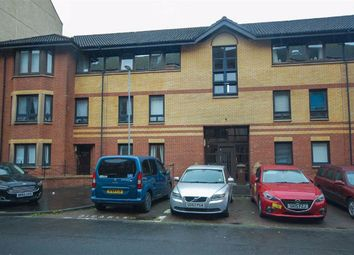 Thumbnail 3 bed flat for sale in Burns Street, Clydebank
