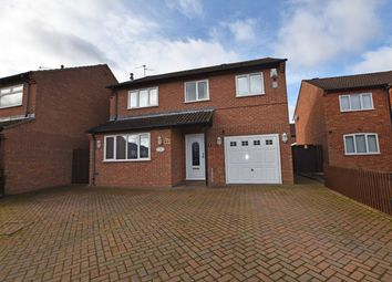 Thumbnail 4 bed detached house to rent in Livermore Green, Peterborough