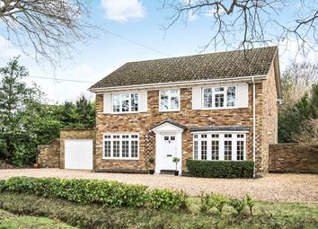 Thumbnail 4 bed detached house for sale in New Mill Lane, Eversley, Hook, Hampshire