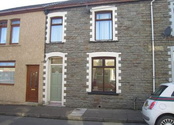 Thumbnail 2 bed terraced house for sale in Henry Street, Bargoed
