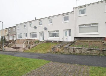 Thumbnail 3 bedroom terraced house for sale in Carbarns East, Wishaw