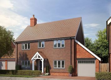 "4 bed detached house for sale in ""The Lenham"" at Ramsdean Road, Petersfield GU32"