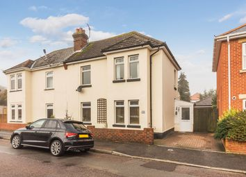 Thumbnail 3 bed semi-detached house for sale in Old Priory Road, Bournemouth
