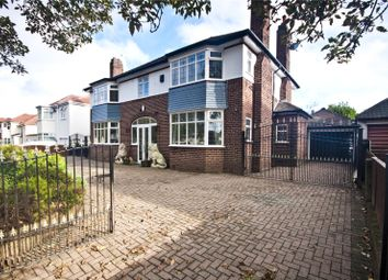 Thumbnail 5 bed detached house for sale in Queens Drive, Wavertree, Liverpool, Merseyside