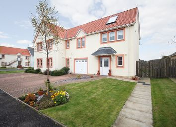 Thumbnail 2 bed semi-detached house for sale in Fairhaven Crescent, Cellardyke, Anstruther, Fife