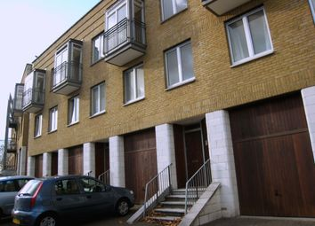 Thumbnail 4 bed town house to rent in Dundee Wharf, Limehouse, London