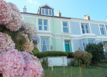 Thumbnail 2 bed flat for sale in Bar Terrace, Falmouth, Cornwall