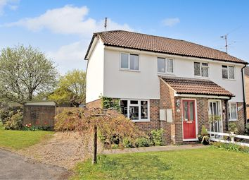 Thumbnail 3 bedroom semi-detached house for sale in Gaskell Close, Holybourne, Hampshire
