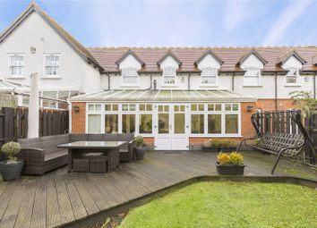 Thumbnail 3 bedroom terraced house for sale in Great Stony Park, Ongar, Essex