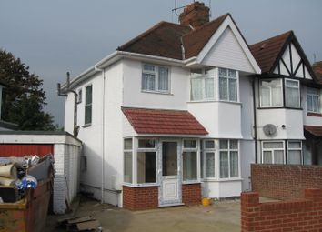 Thumbnail 4 bed semi-detached house to rent in Methuen Road, Edgware