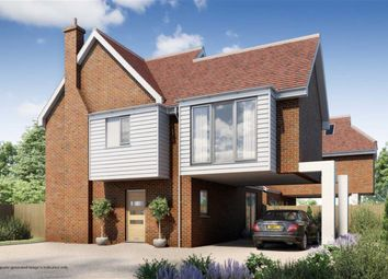 Thumbnail 4 bed detached house for sale in The Vale, Southgate, London