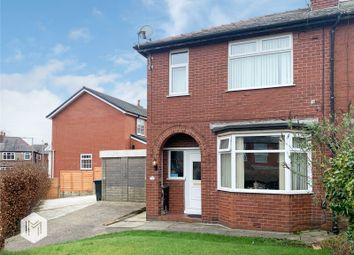 Thumbnail 3 bedroom semi-detached house for sale in Roseneath Road, Bolton, Greater Manchester