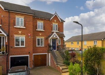 Thumbnail 4 bed end terrace house for sale in Lynwood Road, Thames Ditton