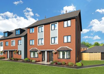 """Thumbnail 4 bed property for sale in """"The Lavender At Meadow View, Shirebrook"""" at Brook Park East Road, Shirebrook, Mansfield"""