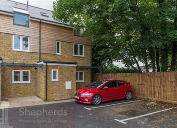 Thumbnail 4 bedroom end terrace house for sale in Nursery Road, Broxbourne, Hertfordshire