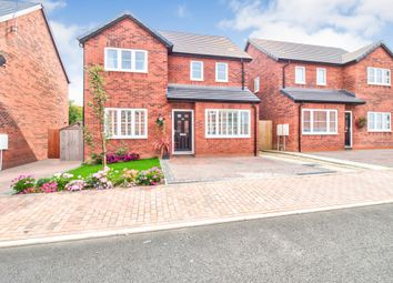 Thumbnail 3 bed detached house for sale in Orchid Meadow, Minsterley, Shrewsbury