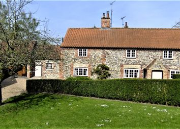 Thumbnail 3 bed detached house for sale in Westgate Street, Hilborough, Norfolk