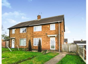 3 bed end terrace house for sale in Eversley Walk, Nottingham NG5
