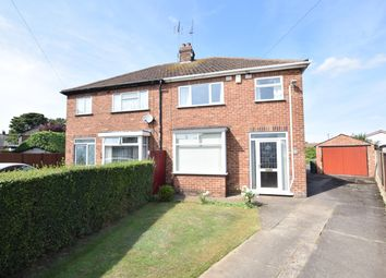 Thumbnail 3 bed semi-detached house for sale in Airedale Road, Scunthorpe