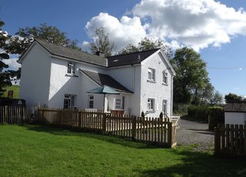 Thumbnail 4 bed detached house for sale in Tynreithyn, Tregaron