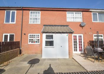 Thumbnail 3 bed terraced house to rent in Park Villas, Leadgate, Consett