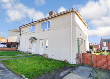 Thumbnail 2 bed semi-detached house for sale in Parkhill Estate, Coxhoe, Durham