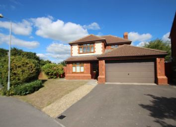 Thumbnail 4 bed detached house for sale in Azalea Drive, Trowbridge, Wiltshire