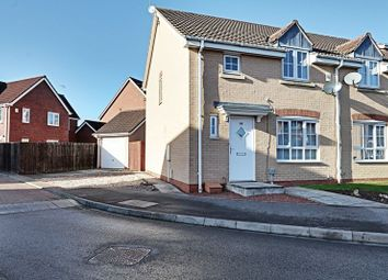 Thumbnail 3 bedroom semi-detached house for sale in Rivelin Park, Kingswood, Hull
