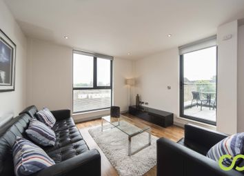 Thumbnail 2 bed flat to rent in Shore Place, Hackney