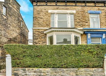 Thumbnail 4 bedroom end terrace house for sale in Stafford Road, Sheffield