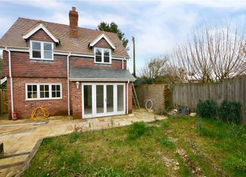 Thumbnail 2 bed semi-detached house for sale in Church Street, Micheldever, Winchester
